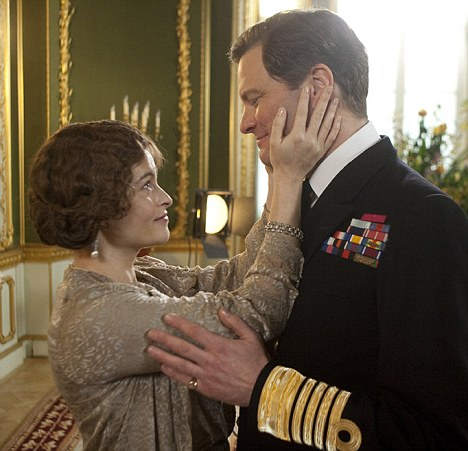 Now that's what I call true love.  Elizabeth and Bertie.