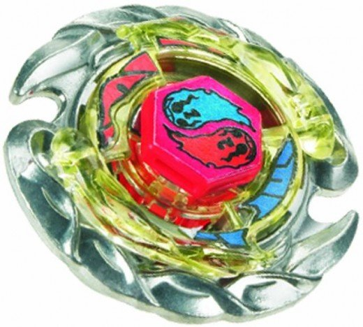 Metal Beyblade: Evil Gemios DF145FS