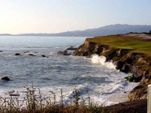 The coast of Northern California.  This would be a great place to retire, though it can be so expensive!  Whether golfing, taking photos, walking along the beach, or soaking up the sun, these are all great ideas to do when retiring.