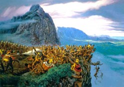 The Battle of Nuuanu Pali and Modern Day Waikiki