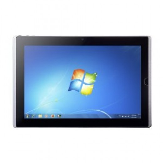 Asus ep121 runs Windows 7 and a digital pen