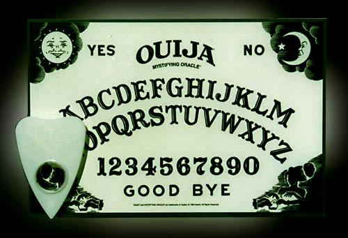 The Ouija Board aka Talking Boards