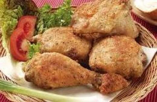 chicken, Chicken, CHICKEN!!!