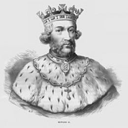 King Edward II of England