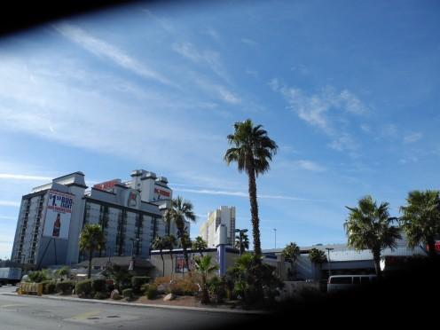 Hooters, Vegas...