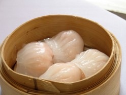 "Dim Sum: Chinese ""Fast"" Food"