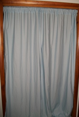 Cheap And Easy No Sew Curtains