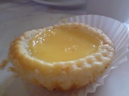 Egg Tart (Dan Tat)