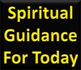 Spiritual Guidance for Today
