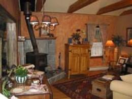 Honeysuckle cottage interior