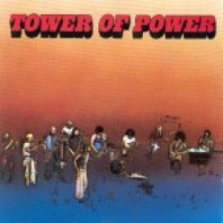 "Cover for TOP's third album ""Tower of Power"""