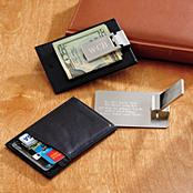 HIdden Message Money Clip Wallet