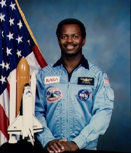 Ronald Ervin McNair, Ph.D. (October 21, 1950  January 28, 1986) was a physicist and NASA astronaut