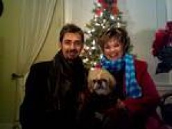 Randy, Clancey and me, Audrey