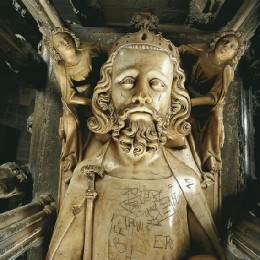 Burial/Memorial Effigy of Edward II.