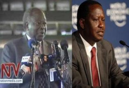 Kibaki/Odinga: The Ugly power sharing pacesetters or victims?