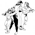 Womens self defence and martial arts