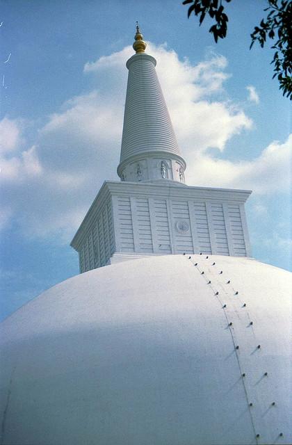 Ruwanweliseya - An Ancient Stupa in Anuradhapura