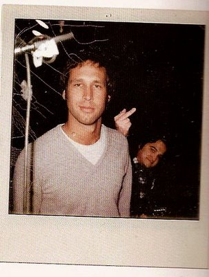 It's said that John hated Chevy Chase.