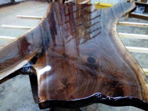 black walnut wood value