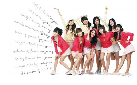 "The Song is called "" Gee "" by the Korean pop group SNSD or Girls' Generation"