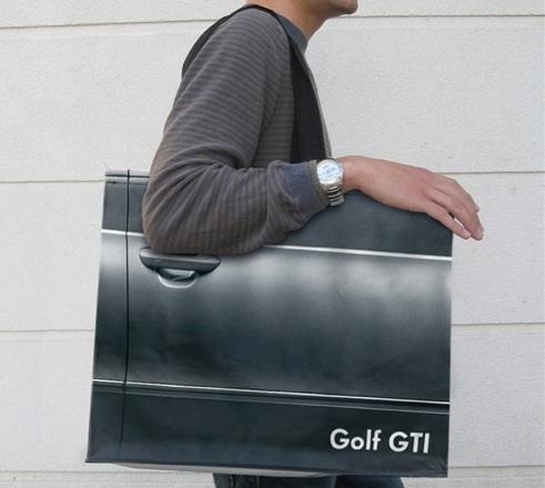 Volkswagen Golf GTI Bag