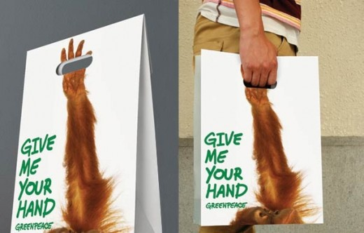 Greenpeace - Give Me Your Hand