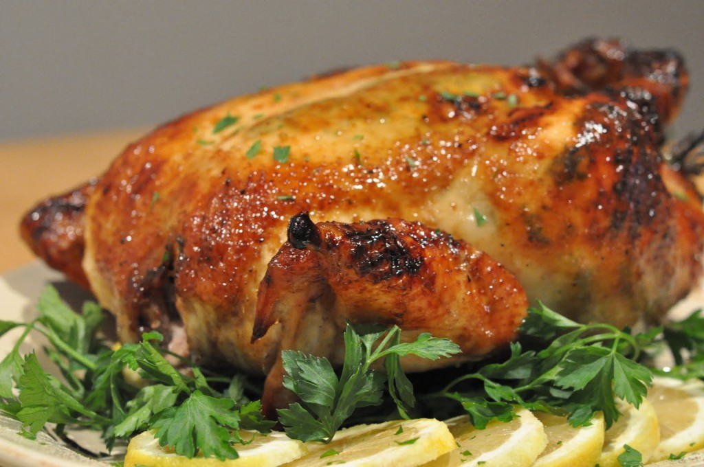 How To Make Garlic Roasted Chicken | hubpages