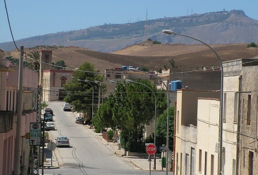 Dattilo, a two-business, one-street town which hosts The Ultimate Altar To Cannolidom.