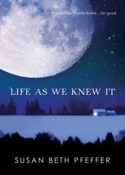 Life As We Knew It Book by Susan Beth Pfeffer