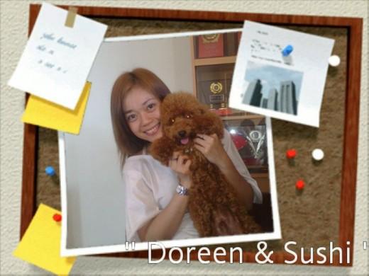 Doreen Loo & Sushi