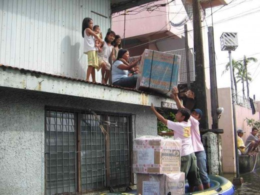 How Balikbayan Box is delivered at home