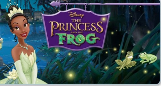princess and the frog cake ideas. Using a cake and frog Birthday
