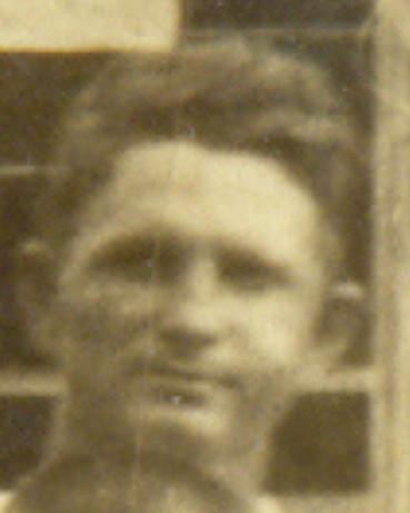 Preston Barron (#2 3rd & 4th row) May 02, 1899-September 16, 1969