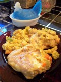 Cheap And Easy Recipe for Chicken Thighs, In The Crock Pot Dinner. Do Not Wash Your Chicken.