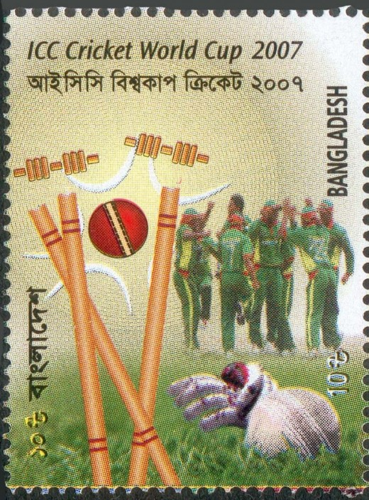 Player of Team Bangladesh Selected of 2011 Cricket World cup