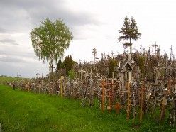 How To Travel To Famous Hill Of Crosses