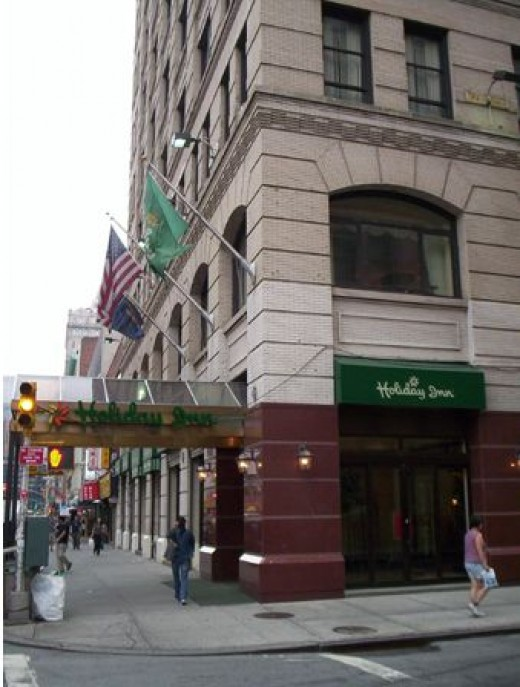 Holiday Inn Downtown Manhattan Hotel