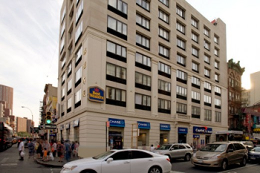 Best Western Bowery Hanbee Hotel