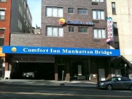 Comfort Inn Manhattan Bridge Hotel