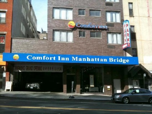 Comfort Inn Manhattan Bridge Hotel