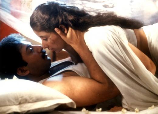 Aditya Om And Vandana Best Scene -
