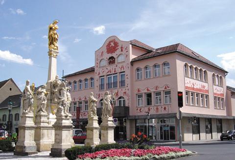 The Voitsberg Town Hall