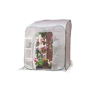 Flower House FHHH350 HotHouse Pop-Up Walk-In Greenhouse