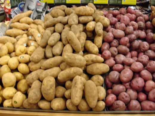 Potatoes of every kind
