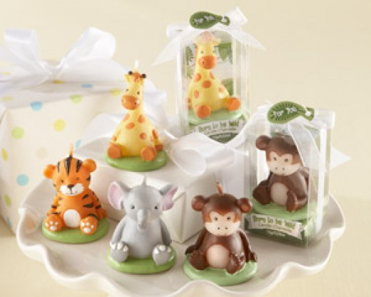 Jungle Theme Baby Shower Favor