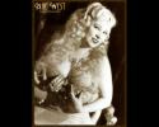 You can say what you like about long dresses, but they cover a multitude of shins - Mae West