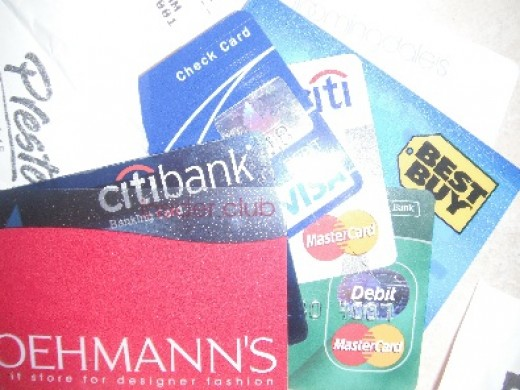 You may own a plethora of credit cards, but all you really need is one bank card!