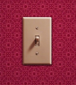 Earth Hour Virtual Light Switch