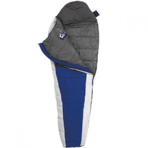 5-Eureka Copper River 30-Degree Mummy Sleeping Bag